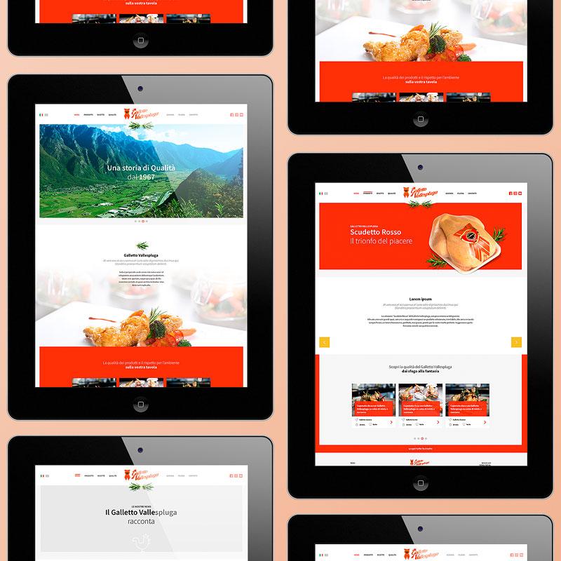 web design Bergamo